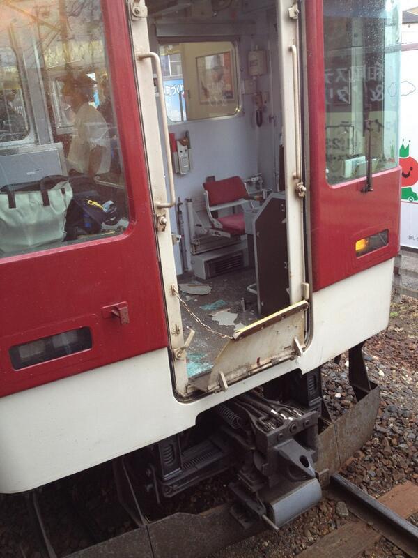 ha これにより名古屋-富吉間で運転を見合わせ、 ダイヤの大幅な乱れが予...  今日の芸能ニュ